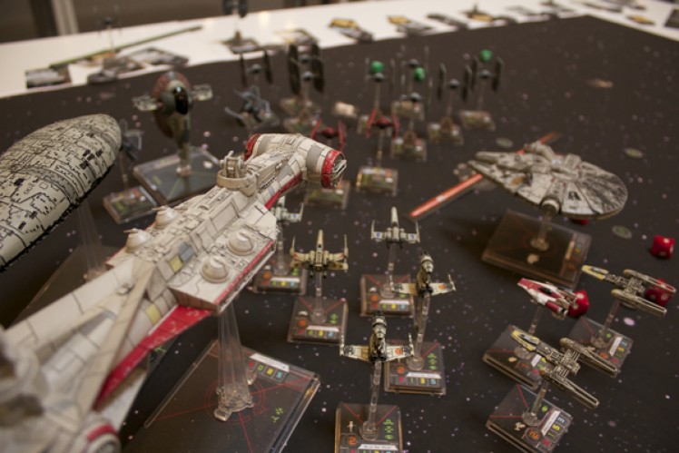 Planning our first EPIC X-Wing game | www pacmen co uk